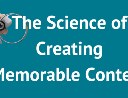 The Science of Creating Memorable (3)