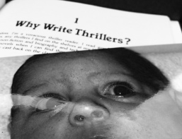 Love your audience. Don't write a thriller unless that's what they expect.